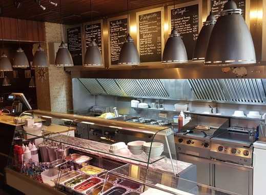 Ureingesessenes Lokal betrieben als Imbiss/Grill zu verkaufen. Ablöse 95.000 €