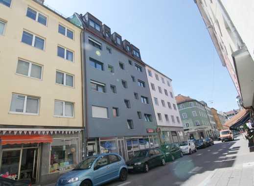 Ladenlokal mit sonnigem Innenhof Schwanthalerhöhe/Westend - ablösefrei