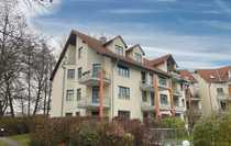Möblierte 2-Zimmer Wohnung mit Balkon