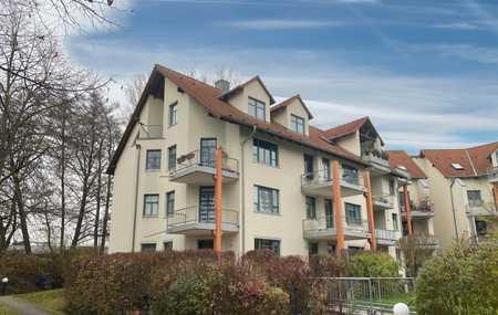 Möblierte 2-Zimmer Wohnung mit Balkon und Einbauküche in Coburg-Zentrum (Coburg)