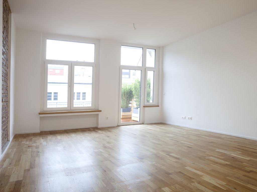 offene Küche / Wohnraum