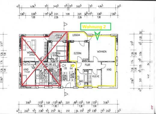 kompakte Wohnung Richtung Beverstedtermühlen