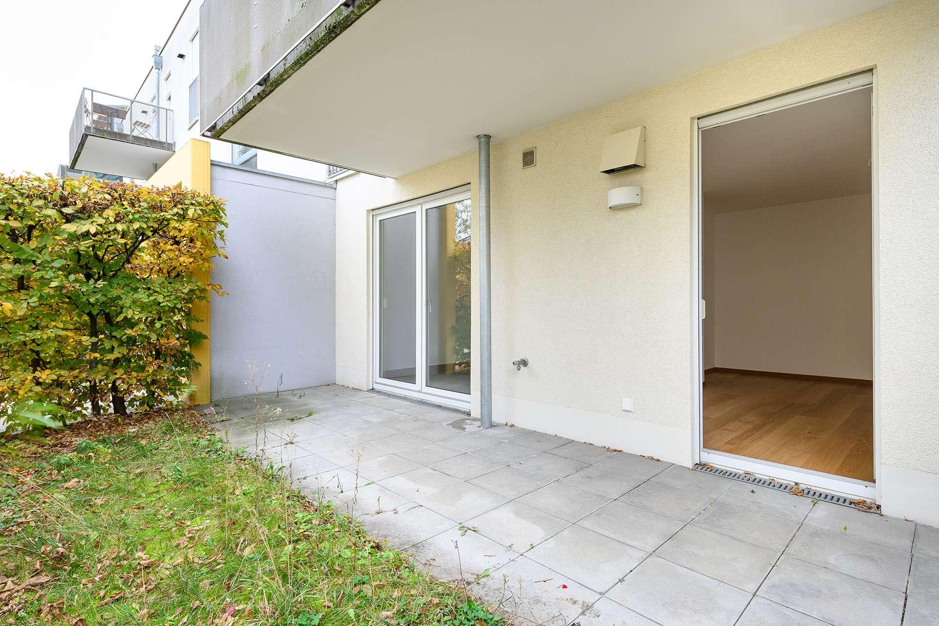 2-Zimmer-EG-Wohnung mit sehr schöner Terrasse in Neubiberg in Neubiberg