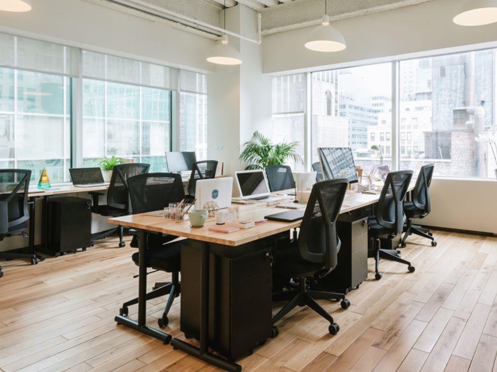 Privates Büro für 10 Personen