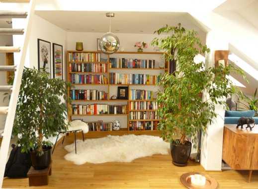 Wunderschöne helle Maisonette Wohnung im beliebten Kaiserstrassenviertel (Dortmunder Innenstadt)