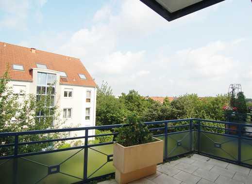 Schöne 2-Zimmerwohnung mit Aufzug und Balkon in Einbrungen!