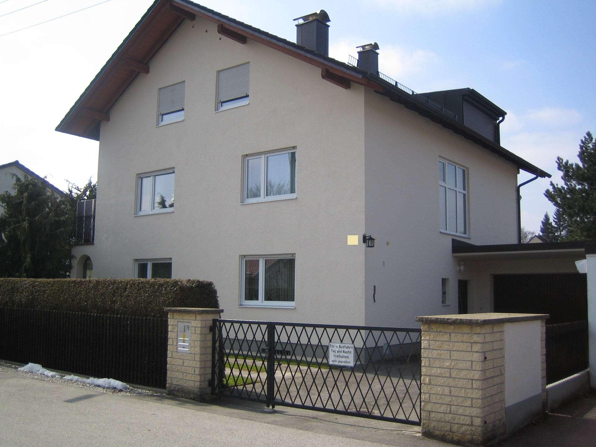 Helle ruhige großzügige 3 Zi Whg. m. 2 Balkonen Germering Harthaus in Germering (Fürstenfeldbruck)
