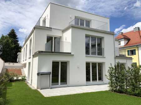 Neubau - Erstbezug: EG 3 Zimmer-Whg. mit Gartenterrasse, Gäste-WC und Fußbodenheizung in Berg am Laim (München)
