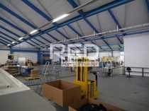 Lichtdurchflutete Lager- Produktionshalle - Höhe 7 47
