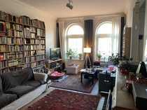 Schönes Altbaubüro mit Wohnmöglichkeit in