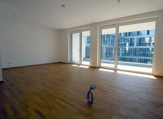 Neubau-Erstbezug: 91 m², traumhafte 3 Zimmerwohnung in der Bahnstadt  zu vermieten.