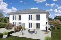 Neubau Doppelhaus in Hönow - als