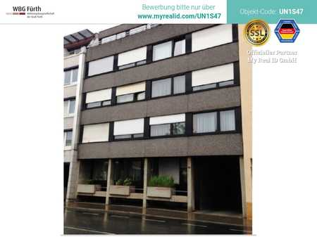 1-Zimmer Wohnung im Zentrum von Erlangen - nur für Studenten ! in Erlangen - Zentrum (Erlangen)