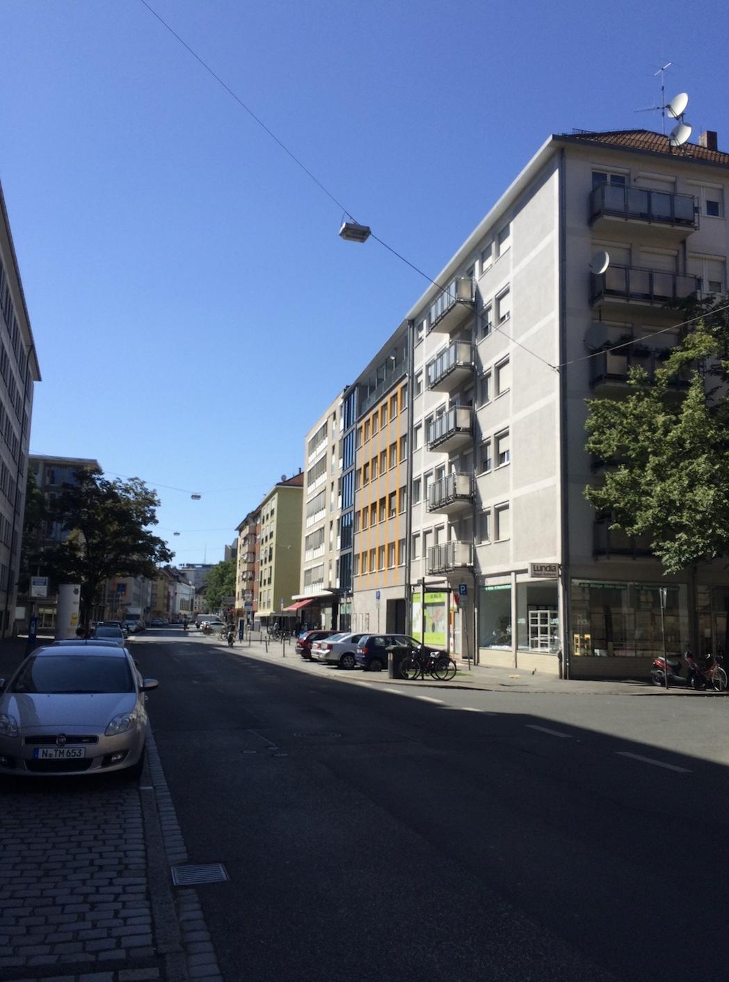 *** 3-Zimmer Wohnung nähe Opernhaus 2. OG *** in Steinbühl (Nürnberg)