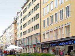 Ansicht Theatinerstraße