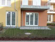 Bild Geräumige  2-Zi. Wohnung mit eignem Garten+Keller+Tiefgarage
