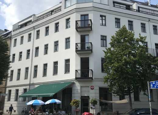 Sonnige Wohnung am Arkonaplatz mit Westbalkon