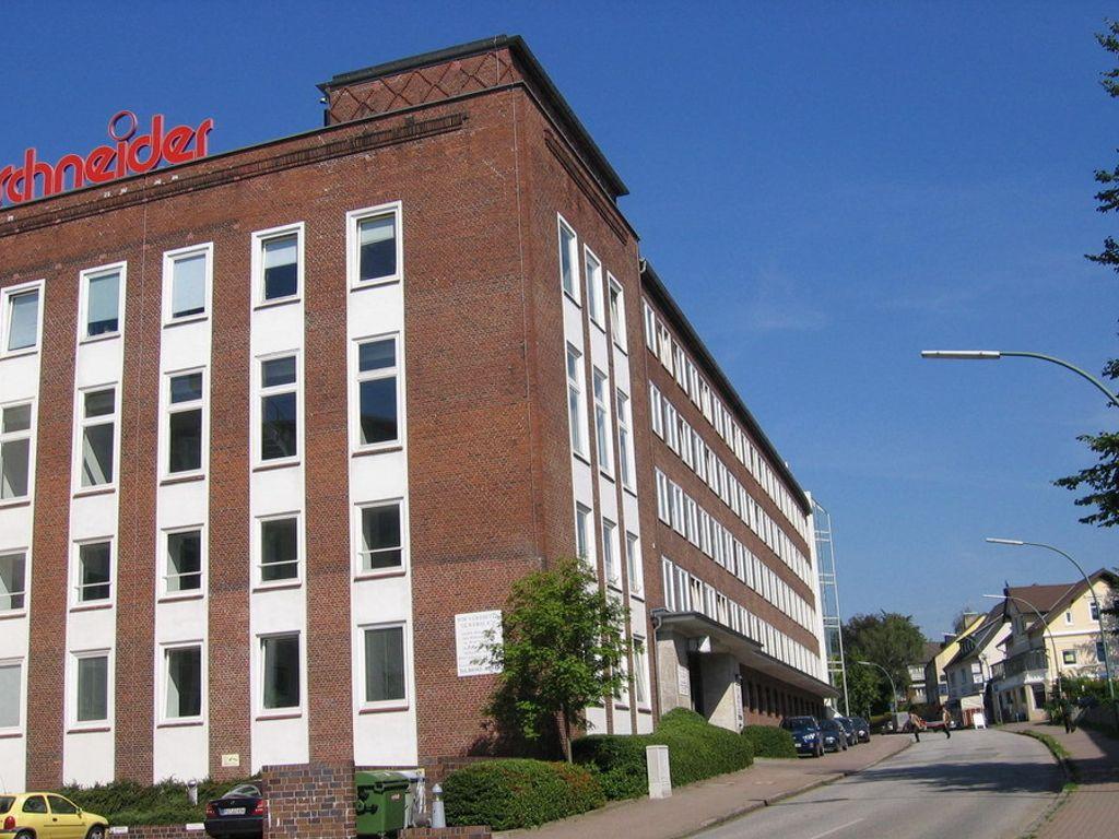 Fassade zur Straßenseite