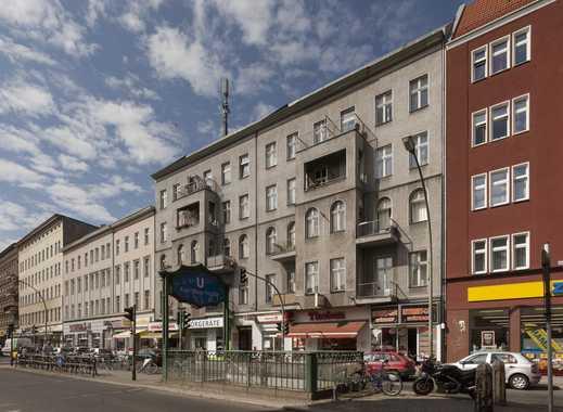 Moderne 2- Zimmerwohnung mit französischem Balkon zu vermieten