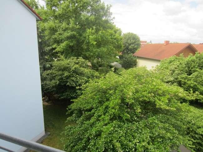 Tolle 2-Zimmerwohnung mit großen Westbalkon in