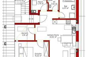 2 Zimmer Wohnung in Landsberg am Lech (Kreis)