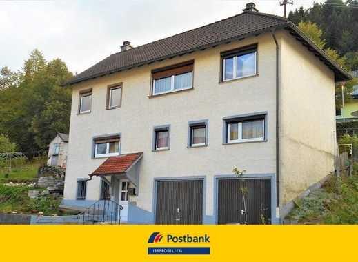 Handwerker aufgepasst - freistehendes Einfamilienhaus in Meßstetten- Oberdigisheim