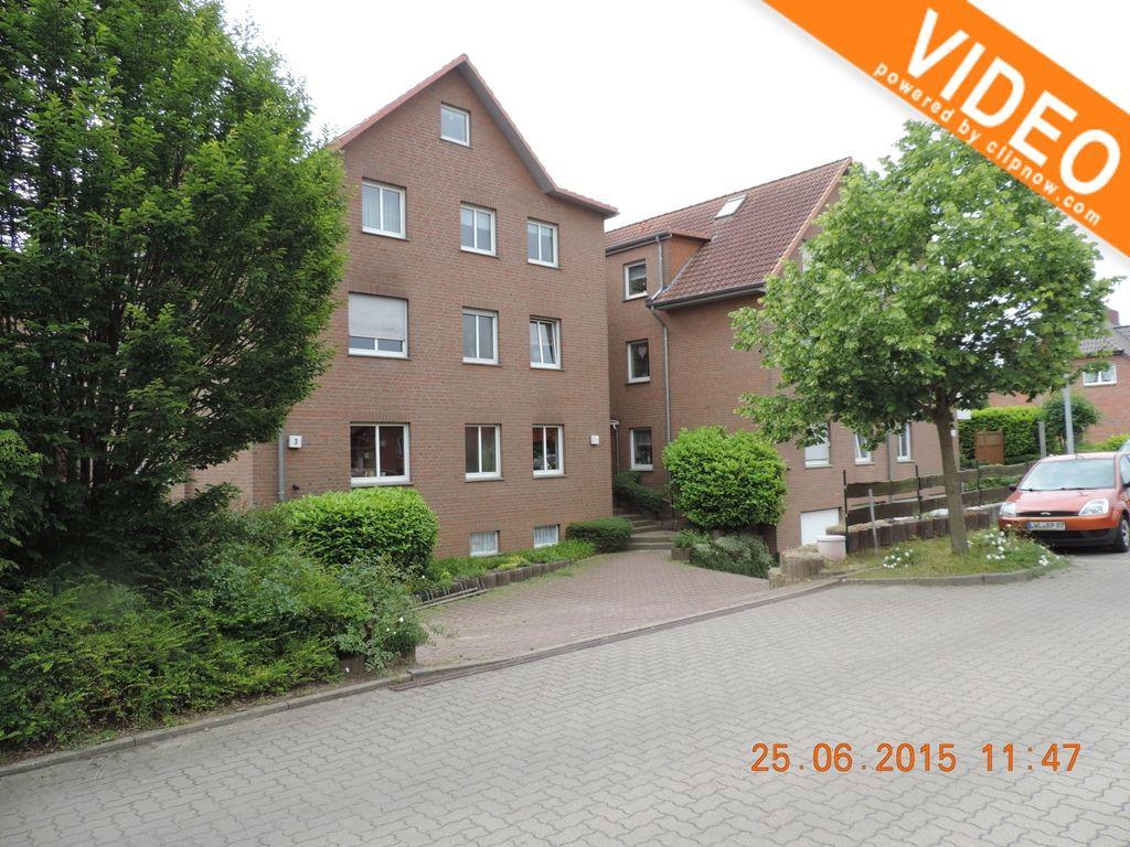Eigentumswohnung (klein und fein) - 2 Zimmer, Küche, Bad, Balkon
