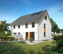Moderne und geräumige Doppelhaushälfte in