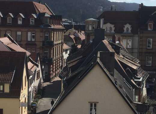 WOHNEN AUF ZEIT Schöne möblierte 3-Zimmer-Altbauwohnung mit Balkon, Garage und EBK in Heidelberg