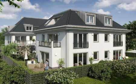 Erstbezug exklusive 2,5 Zimmer-Gartenwohnung auf 2 Ebenen in Obermenzing in Obermenzing (München)