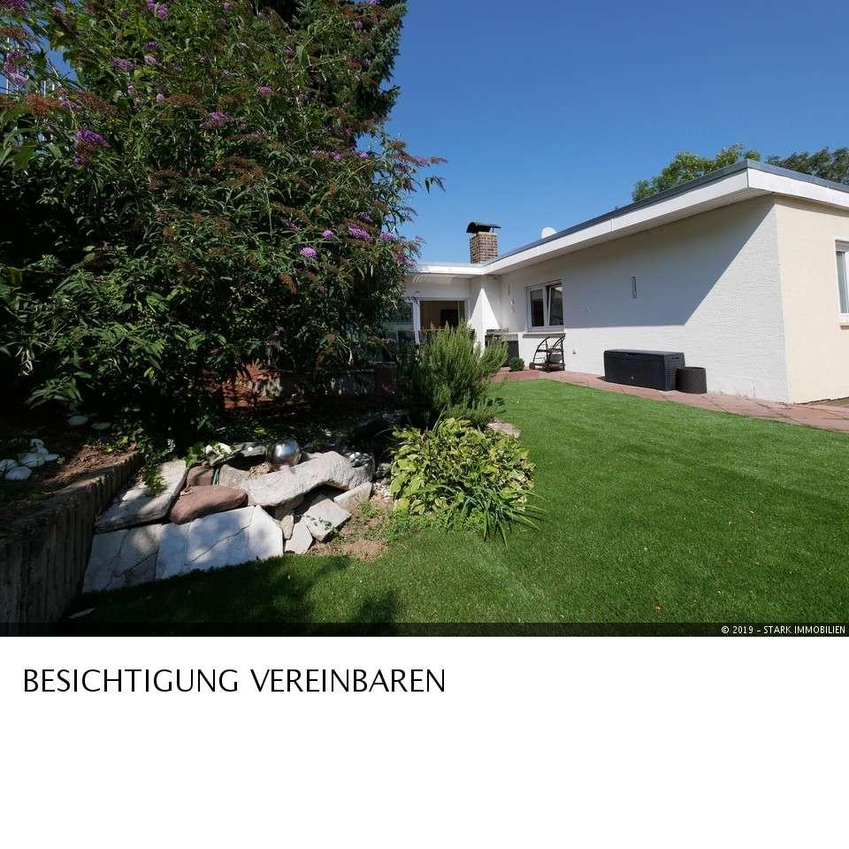 Schöner Wohnen mit moderner EBK,  Pool & Doppelgarage- sportlicher Mieter gesucht! in Damm (Aschaffenburg)
