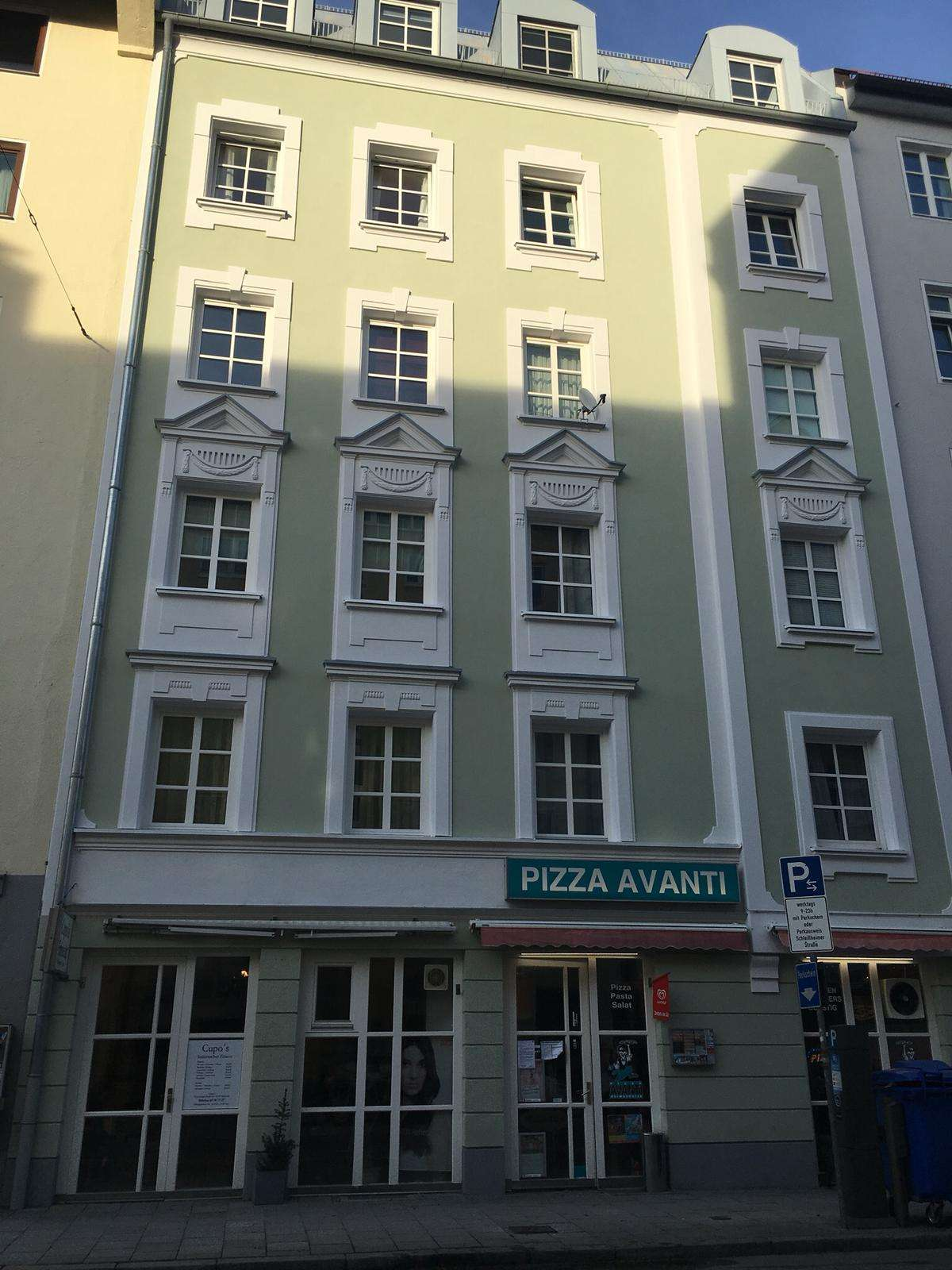 1 Zimmer-Wohnung in zentraler Lage in Maxvorstadt (München)