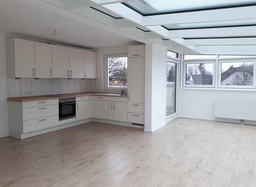 Moderne 3 Zi- Wohnung mit Blick ins Grüne