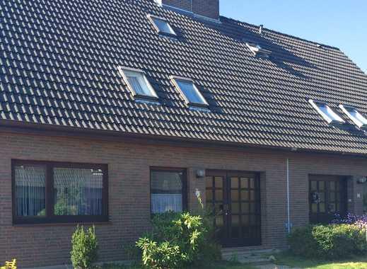 Gepflegte 3,5-Zimmer-Maisonette-Wohnung mit Balkon und EBK in Ritterhude-Ihlpohl
