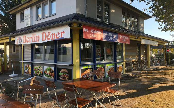 Restaurant mit Imbiss