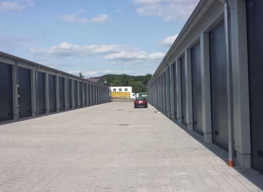 XXL Großraumgarage 10 m lang 3,50 m Durchfahrt in Althengstett Industriegebiet zu vermieten!