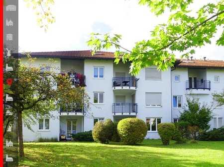 Großzügige, moderne und möbliete Galeriewohnung in schöner und praktischer Wohnlage inkl. TG-Stellpl in Unterföhring