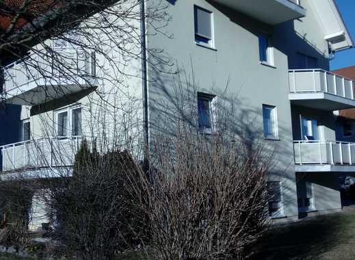 Gepflegte heimelige helle 2 ZKB-Wohnung