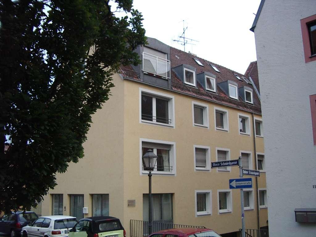 Wohnen mittendrin in der Altstadt in
