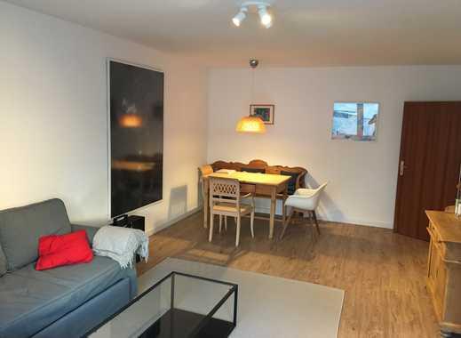 Möbliert + voll ausgestattet + Bestlage: Schöne 2 ZKB Wohnung in Köln, Altstadt & Neustadt-Süd