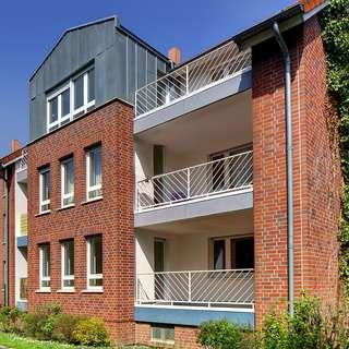 Erdgeschosswohnung mit Balkon in gepflegter Nachbarschaft! WBS erf.!