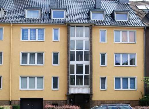 Super geschnittene Wohnung im EG - Bernburgerstraße in Eller