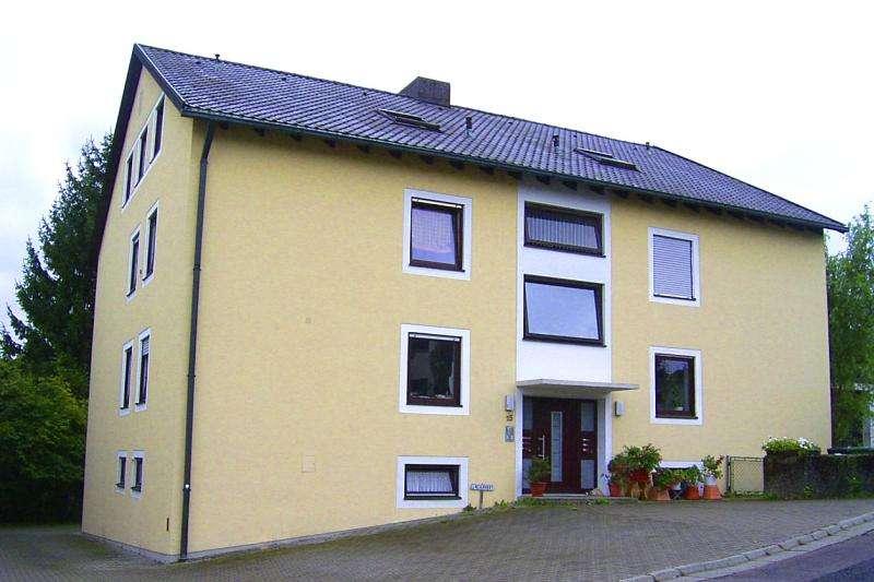 3-Zimmer Wohnung mit Garage und Gartennutzung in Pfaffenhofen an der Ilm