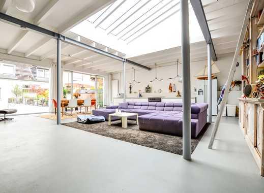 Lofthaus im Industriedesign