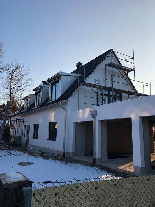 **ERSTBEZUG NEUBAU** Großzügige 116 m² Gartenwohnung in bester Lage Germerings in Germering (Fürstenfeldbruck)
