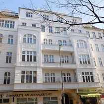 Wohnen am Adenauerplatz helle 2-Zimmer