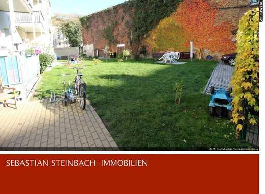 **Moderne Wohnung mit historischem Charme - Fußbodenheizung - Balkon - EBK**