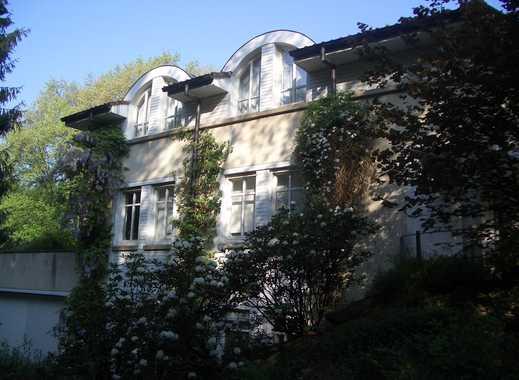 Architekten-Haushälfte im Grünen in Wuppertal West