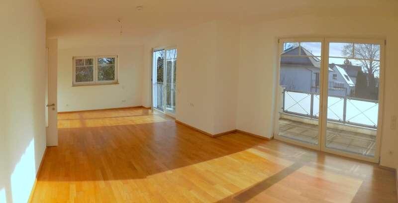 Einzigartig-barrierefrei-seniorengerecht – Schöne 2-Zimmer-Wohnung mit 2 Balkonen, Eichenau S4 in