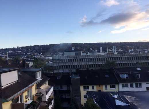Wuppertal-Barmen: schöne 2 Zimmer-Wohnung mit Balkon und einem super Ausblick!